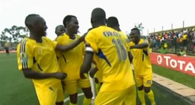 KCCA Beats Rivers United 2-1 In CAF Confederation Cup