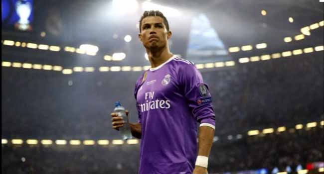 Ronaldo 'Delighted' To Be Staying At Real, Says Perez