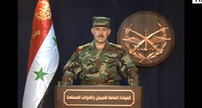Syrian Army, Allies In Southeast Syria Reach Iraqi Border