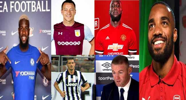 Football Transfers: 10 Major Signings So Far