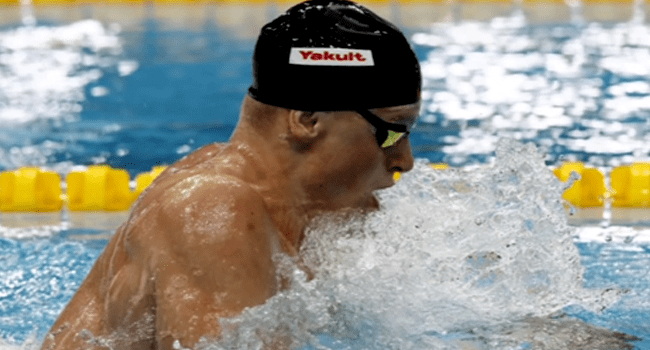 Peaty breaks 50m breaststroke world record, Sun qualifies for 800m free final