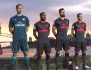 Premier League Club Arsenal Unveil Third Kit