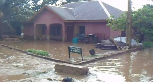 Benue Residents Tackle Flooding As Agency Raises Alarm