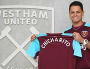Chicharito Joins West Ham From Bayer Leverkusen