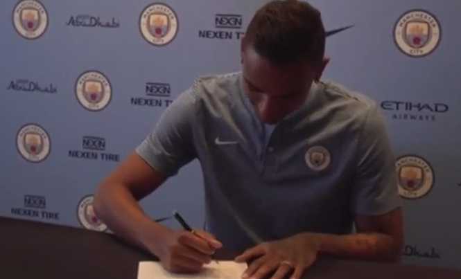 Man City complete Danilo signing from Real Madrid on five-year deal