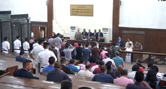 Egypt Court Sentences 28 To Death Over 2015 Prosecutor Killing