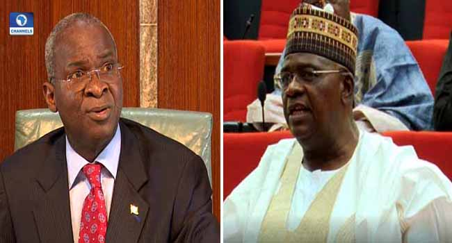 Budget: Fashola Criticises Goje, Says Issues Raised Shouldn't be Trivialized