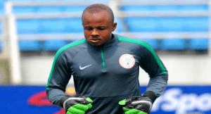 Image result for Ikechukwu Ezenwa named CHAN Eagles captain