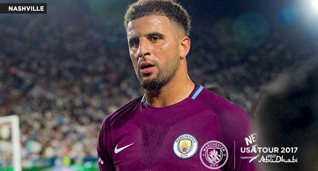 City's Walker Targets Victory At Former Club Tottenham