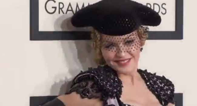 Madonna Moves To Lisbon As Son Joins Football Academy