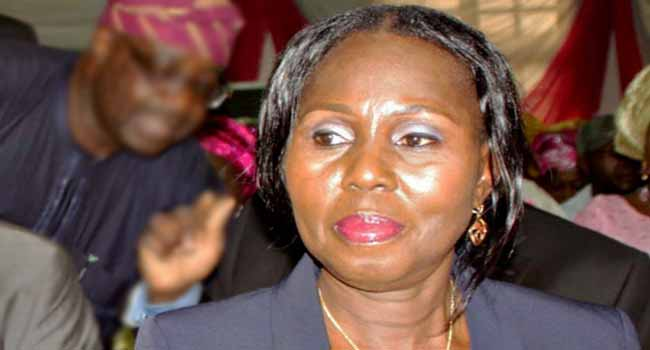 Akeredolu's Wife Calls On Igbos In Ondo To Be United