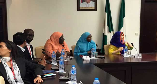 Malala wants state of emergency on education in Nigeria