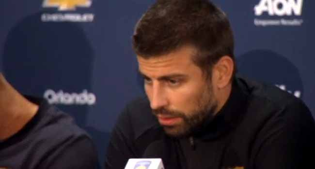 Spanish Super Cup Won't Be Decided In First Match, Says Pique