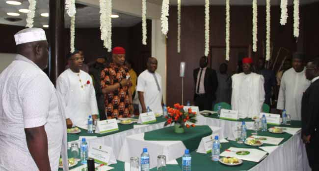 South-South, South-East Governors Agree On Interregional Co-operation