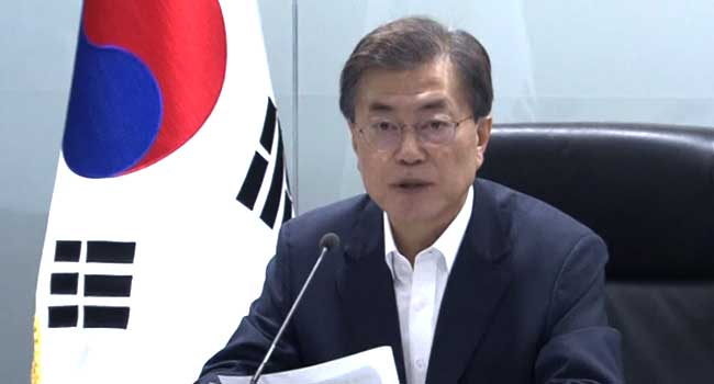 Singapore Agreement Will End Cold War, Says Moon