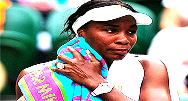 Venus Williams Faces Wrongful Death Lawsuit Over Car Crash