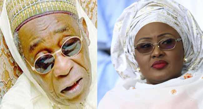 Aisha Buhari Mourns Maitama Sule