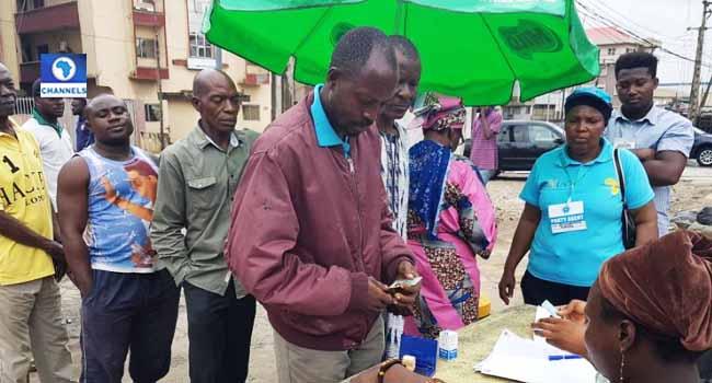 PHOTOS: Lagos Residents Vote In LG Polls