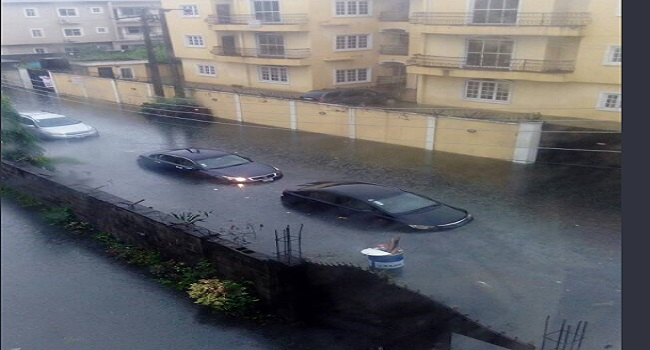Lagos Govt Reiterates Call For Caution As Rains Persist