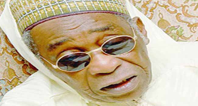 Maitama Sule Dies In Cairo Hospital