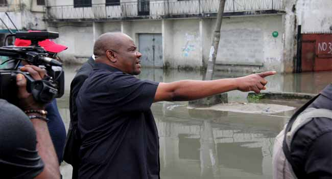 We'll Do Everything Possible To End Flooding In Rivers State – Wike
