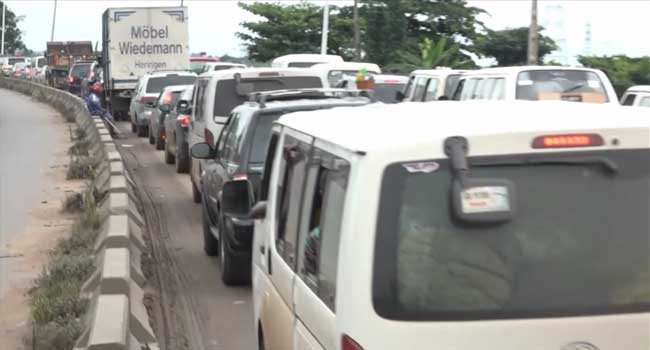 Motorists Decry Poor State Of Asaba-Onitsha Expressway