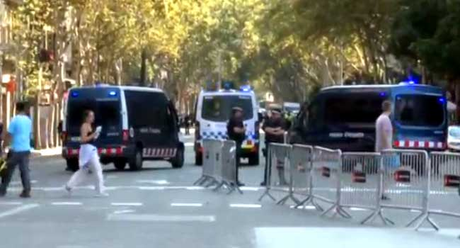 Barcelona Reels From Deadly Terror Attack