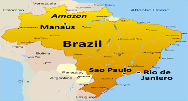 Brazil Cuts Interest Rate To Record Low 7%