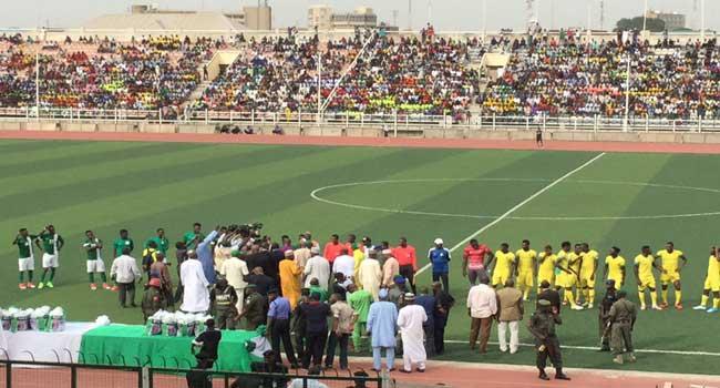 Salisu Yusuf Praises CHAN Eagles For Victory