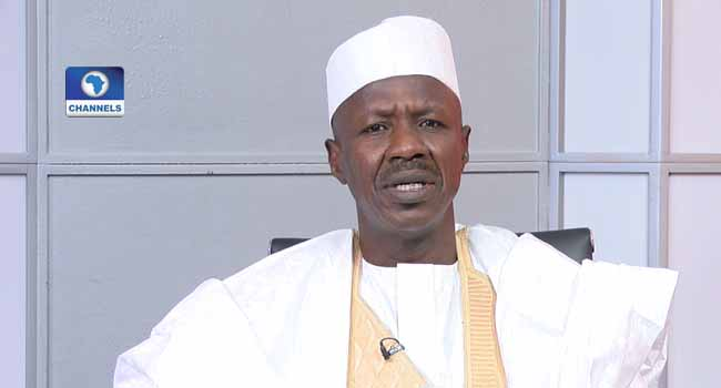 DSS Reportedly Arrests EFCC Boss, Ibrahim Magu