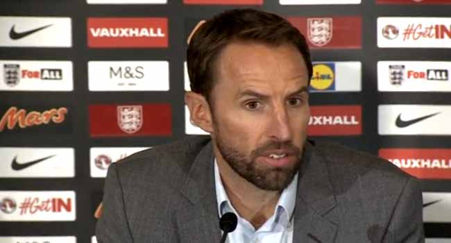 Live Up To Expectation, Southgate Challenges England