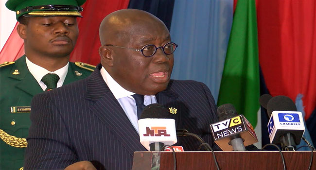 African Countries Must Maintain Common Values Of Governance – Akufo-Addo