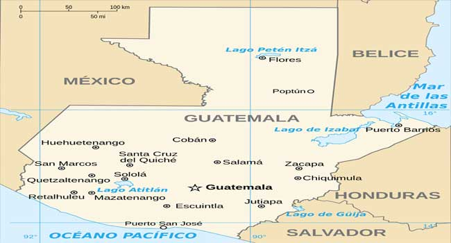 Six Killed In Guatemala Hospital Attack