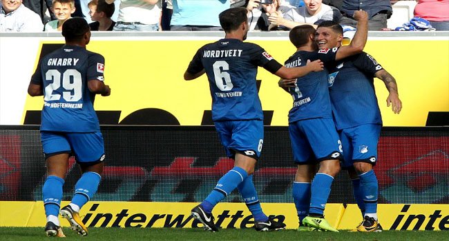 Champions League: Hoffenheim Out To Make History At Anfield