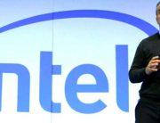 Intel CEO, Brian Krzanich