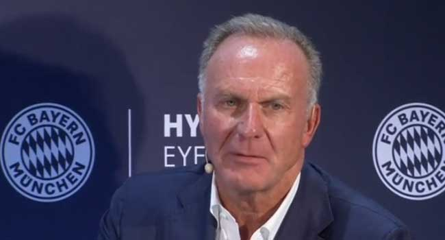 Bayern Bosses Attack German Media