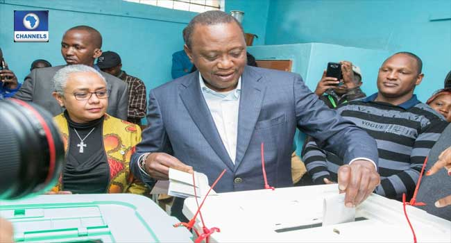 Kenyan Election: Kenyatta Maintains Strong Lead, Odinga Rejects Early Results