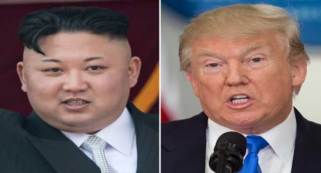North Korea Seeks Military 'Equilibrium' With US
