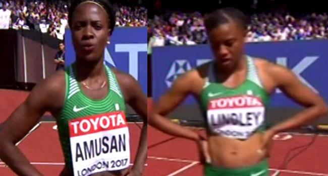 World Championships: Lindley, Amusan Through To 100mh Semis