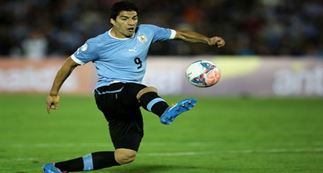Barca Give Suarez all Clear For Crucial Qualifiers