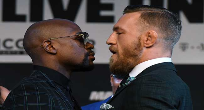 Mcgregor Vows Mayweather Knockout As Moment Of Truth Nears