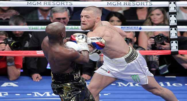McGregor Awed By Clinical Mayweather