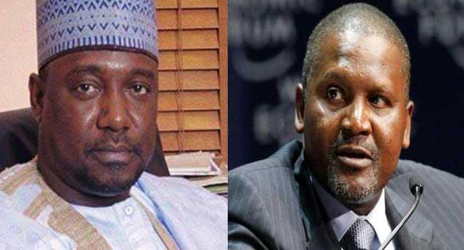 Niger Govt, Dangote Sign N166bn Agreement On Sugar Production