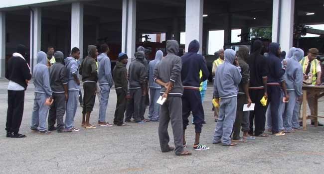 128 Nigerians Return From Libya