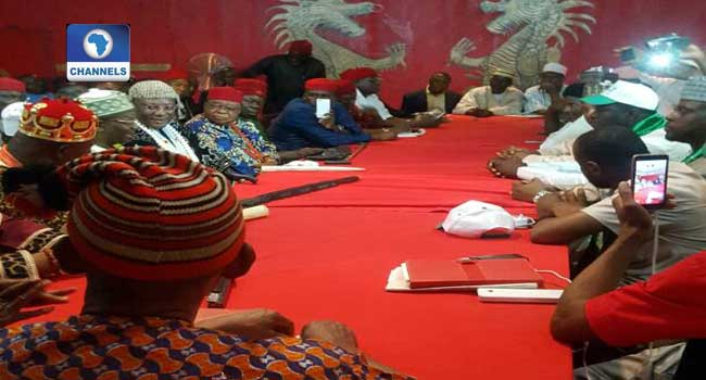 Quit notice: Northern youth groups, Igbo leaders raise reconciliation committee