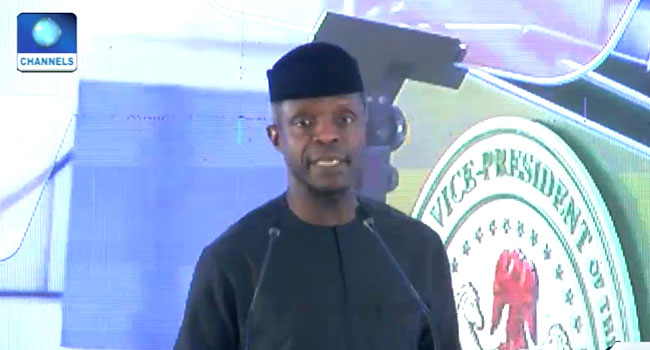 Unbridled Corruption Led Nigeria Into Recession - Osinbajo