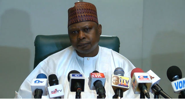 PDP Ex-Ministers Assure Caretaker Committee Of 'Moral, Financial' Support