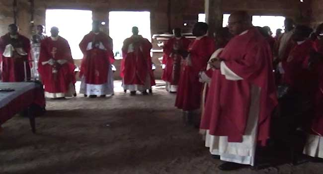 NLC calls for immediate arrest of Anambra Church attackers