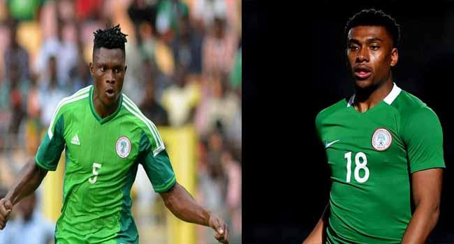World Cup Qualifier: Samuel To Replace Injured Iwobi