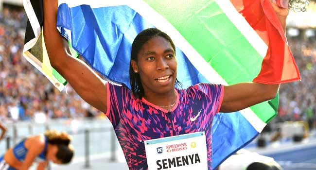 Semenya Sets New Women's 600m World Record